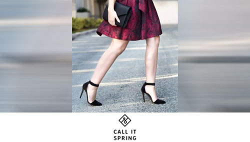 Call-it-spring image de marque